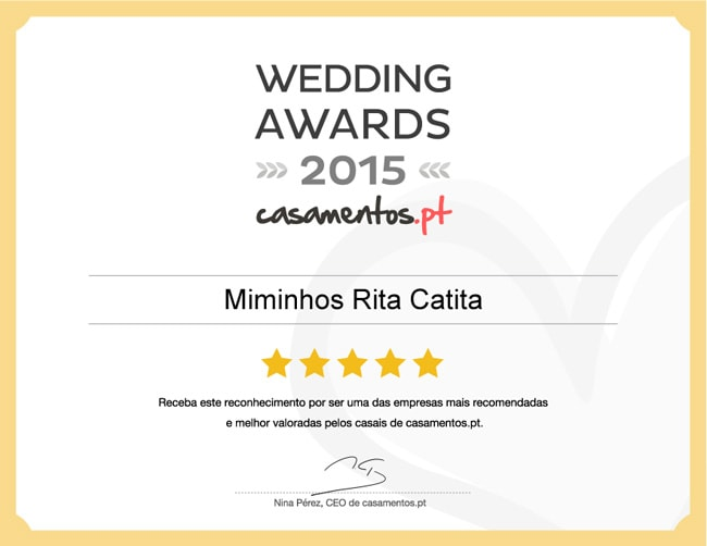 wedding awards 2015 - casamentos.pt