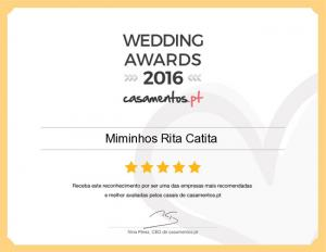 Weedding Awards 2016